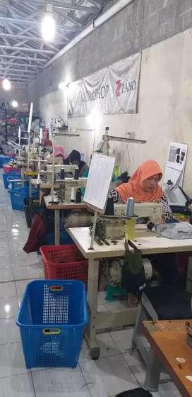 Konveksi tas pabrik tas zano menerima pemesanan tas
