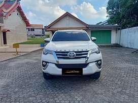 Toyota fortuner 4x2 G 2.4 manual diesel 2019/2020,tngn prtama,KM rndah