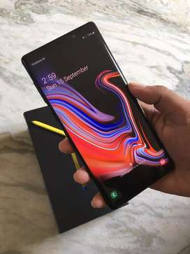 Samsung Galaxy Note 9(6,128)