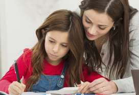 Home tuition for gilrs