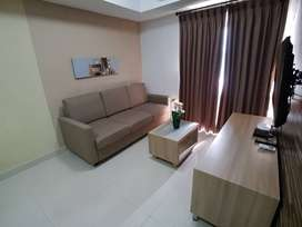 Disewa Apartemen The Wave 2 Bedroom Furnished Luas 60m2 Lantai Tinggi