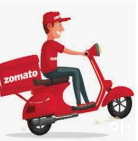Fixed salary jaoining open now on food delivery boy (only new joining)