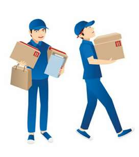 Need Delivery guy for grocery