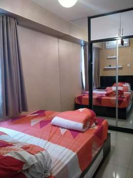 Disewakan apartemen bassura city type 1br furnished cantik