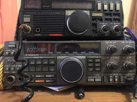 radio SSB kenwood  TS 440s