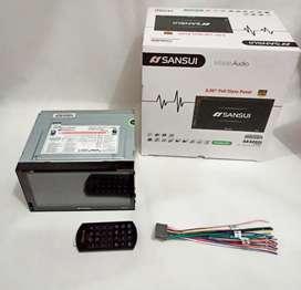 Head unit SANSUI 5202i+pasang