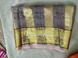 Partywear Two sarees worn only once Rs-2500/each