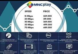 MNC Play Internet WiFi Murah