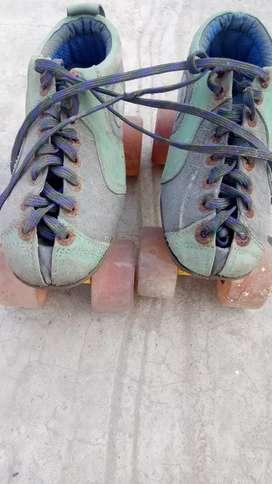 Fly skates