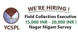 Survey Work- Gurgaon