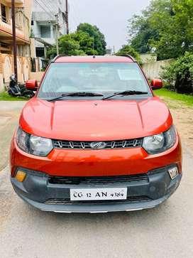 Mahindra KUV 100 2016-2017 mFALCON D75 K8 5str, 2016, Diesel
