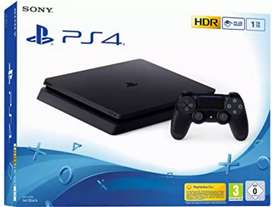 PS4 available for rent