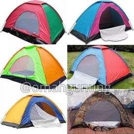 Tenda Camping / Kemah