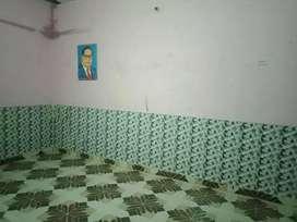 1 room attached bathroom kitchen