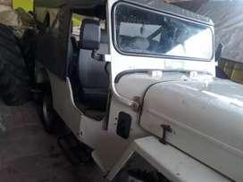 Mahindra Jeep 1998 Diesel 80000 Km Driven