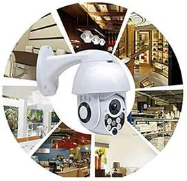 Full PTZ 10MP FullHD Speed Dome Camera with Wifi & Mobile View- No DVR