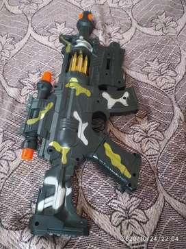 Cell gun nn