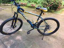 Cosmic mountain bike