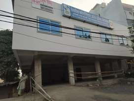 For rent shop office and showroom 80 feet Main Road on Prime  location