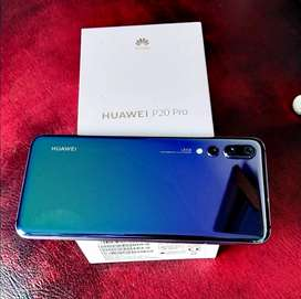 Huawei P20 pro mulus fullset