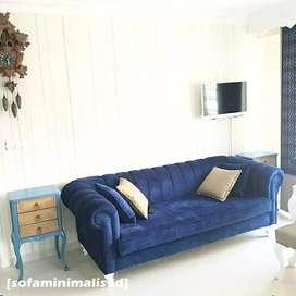 Tempahan sofa Binjai free ongkir medan
