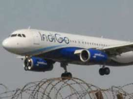 Airlines job Hiring-Indigo airlines Job-Male / Female Fresher to Exper