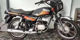 Stock condition Suzuki samurai 2 stroke bike for sale