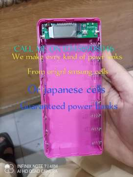 Make own power banks