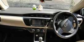 1.8 JS(YA), Corolla Altis, White, December 2014,