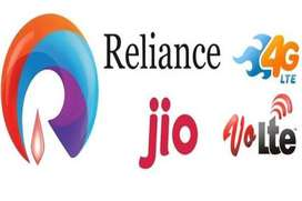 Reliance Jio required male candidates for all posts.  Apply Now Only 2