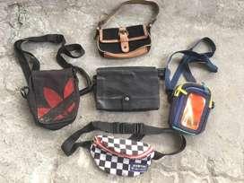 Obral tas sling bag waistbag orignal