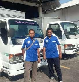 Sewa pick up engkel box jasa blinvand rental pickup carteran truk