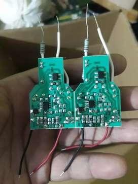 Electronic soldaring wrk