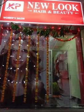 New look women'saloon & beauty parlour