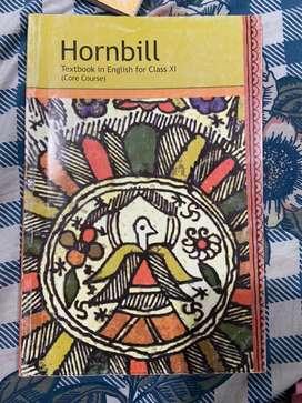 Hornbill English lit book for class 11