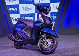 NEW YAMAHA FASCINO 125cc only for chennai
