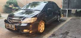 HONDA CITY A/T V-TECH 2006