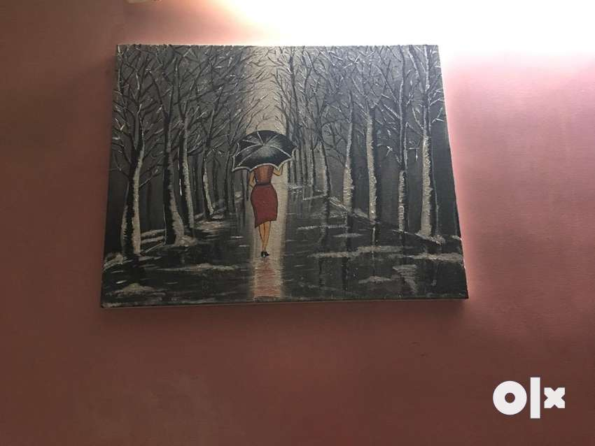 Acrylic painting 0