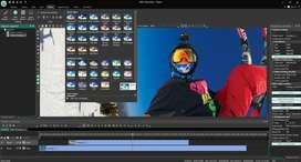 Need video editor