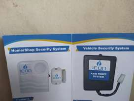 Home/Shop/Vehicle Security system