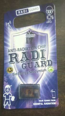 Anti-radiation chip