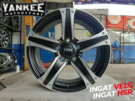 Velg Mobil Chevrolet Captiva New Ring 16 model terbaru HSR ELECTION