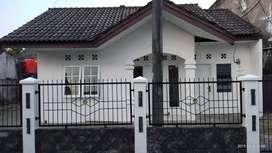 Dikontrakkan Rumah 2 Kamar. (Harga per Tahun)