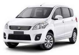 I want hire my new bs6 model eartiga on monthly basis.