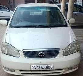 Toyota Corolla 2003 Petrol 98985 Km Driven