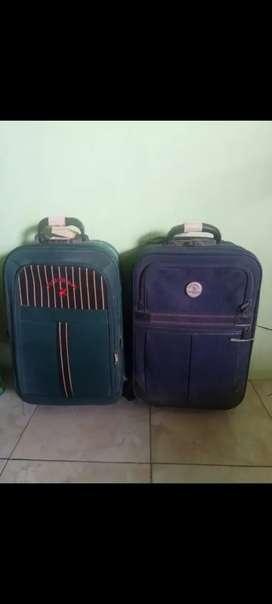 Koper bekas rasa baru 250 rb dapat 2 koper
