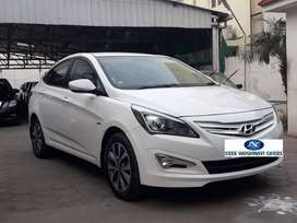 Hyundai Verna 1.6 SX VTVT Automatic, 2017, Petrol
