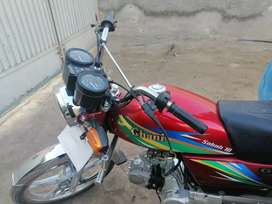 Ghani Motorcycle A 1 Condition Self Start