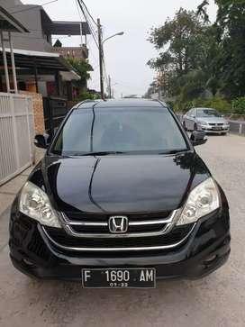 Dijual Honda CRV 2.0 tahun 2010 automatic