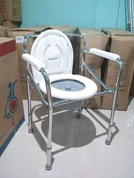 Kursi toilet comode bab non roda